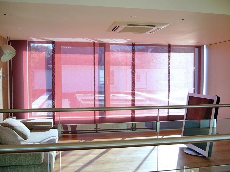 Panel Blinds, Penthouse, Liverpool