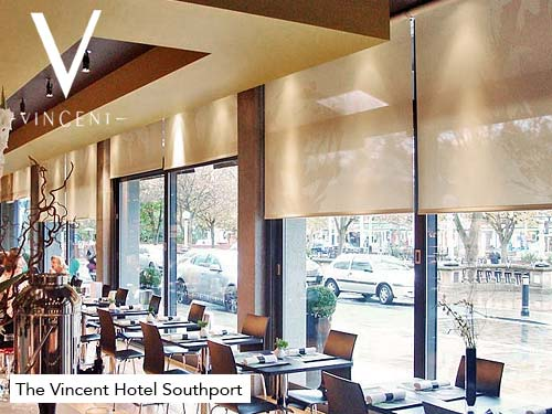 Window Blinds for Restaurants and Hotels