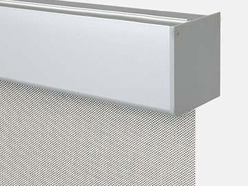 Cassetted Roller window blinds