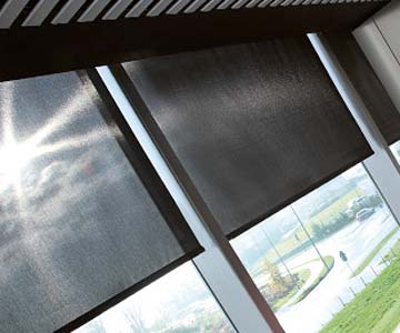 Dim-out Roller blinds