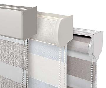 Commercial blind Headrail Systems
