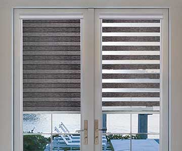 Day and Night Blinds privacy