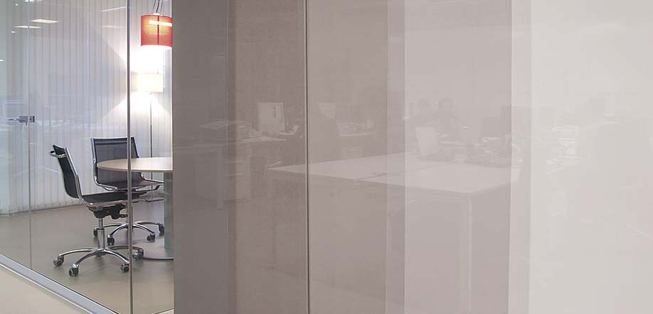 Office Panel Blinds