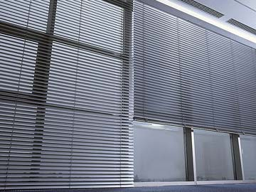 Blackout Roller window blinds for schools