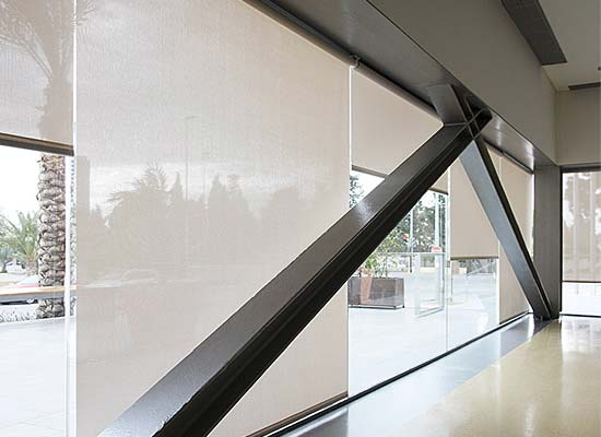 Motorised Blinds