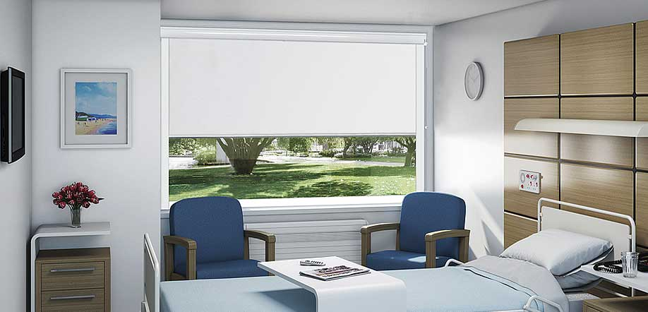 Blinds for NHS and Private