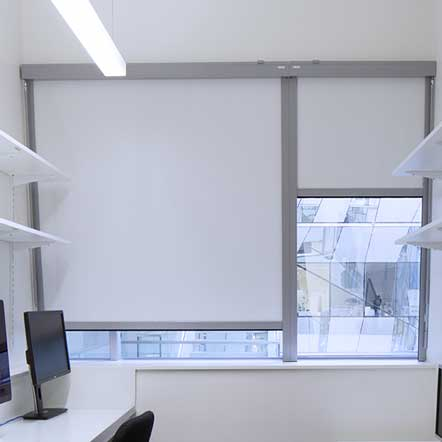 Box Roller Blinds