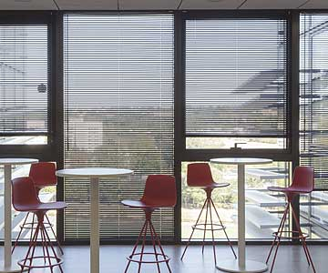 Venetian blinds for Health care