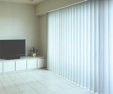 apartment vertical blinds